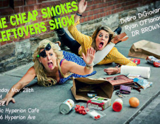 Bring Your Leftovers to the Cheap Smokes Show!