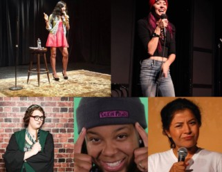 The Act Like a Girl Podcast Episode Sixteen : Being Queer, a Group Discussion