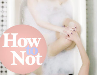 #SupportYourSisterSaturday with 'How to Not'