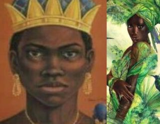"Black History Month with Act Like a Girl : Yoruba Goddess ""Aja"" & Queen Ann Nzinga"