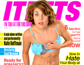 The Act Like a Girl Podcast Episode Forty Two : Kate Huffman and 'I'm too Fat for This Show'