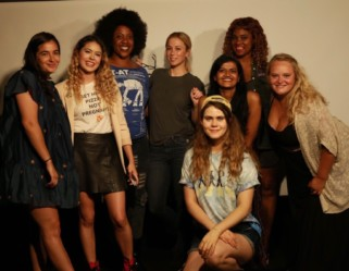 The Act Like a Girl Show Podcast Episode Forty Eight : The Live Show 7/9