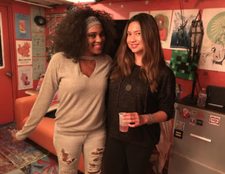 The Act Like a Girl November Show with Scout Durwood and Aida Rodriguez!