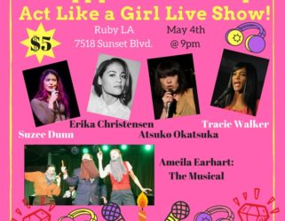 The Act Like a Girl Show One Year Anniversary!
